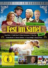 Fest im Sattel Vol. 3 * DVD Serie Pferde Hans Clarin Claudia Rieschel Pidax Neu