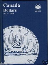 "Unisafe Coin Folder #147 - ""Canada Dollars 1935-1986""  **UNUSED** $4.99 each"