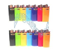 Mini Bic Lighters New Assorted Colors Disposable 18 Lighters
