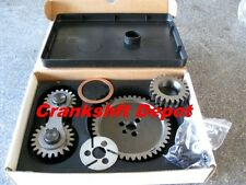SBC GM 262 305 350 V8 STEEL IDLE GEAR DRIVE FOR HYDRAULIC ROLLER CAM ~~NOISY~~