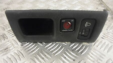 2002 PEUGEOT 206 1.4 5DR HEADLIGHT ADJUSTER AIRBAG SWITCH WITH TRIM 9643357377