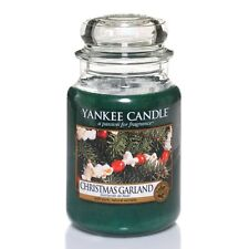 Yankee Candle Christmas Garland - 625.1 Ml Tarro Grande