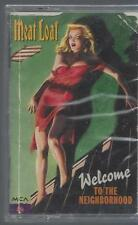 MEAT .LOAF WELCOME TO THE NEIGHBORHOOD Original Sin NEW CUT-OUT CASSETTE