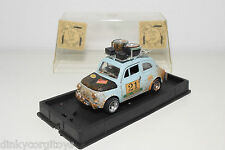 NACORAL FIAT 500 ABARTH RALLY LIGHT BLUE NEAR MINT BOXED