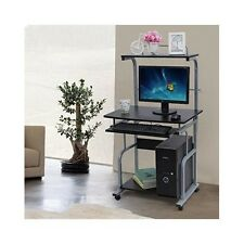 Small Computer Desk Home Furniture Unit Space Saver Workstation Table Student Pc