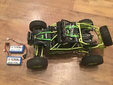WLTOYS 2.4G 1/12 4WD High Speed Remote Control Crawler RC Car Water Proof ESC