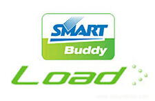 SMART Buddy 115 eLOAD Philippine Telecoms CALL & TEXT Buddy TNT Prepaid Load