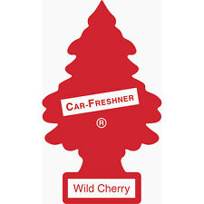 Calidad Original Little Tree Wild Cherry Aroma Car & Caravan ambientador de aire