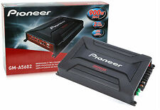Pioneer GM-A5602 900 Watt 2 Channel Bridgeable Amplifier Car Amp GMA5602
