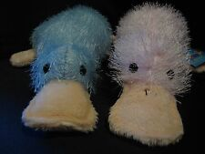 LOT of 2 Webkinz  BLUE GOOGLES + PINK GOOGLES -  NWT