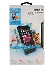 Original LifeProof Black Nuud Series iPhone 6 Plus 6S Plus Waterproof Cover Case