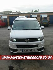 VOLKSWAGEN T5 ELEVATING ROOF LWB AND SWB POP TOP FITTED PRICE!!!