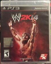 WWE 2K14 (Sony PlayStation 3, 2013)Sealed Fast Free Ship