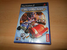 Micro Machines (PS2) new sealed