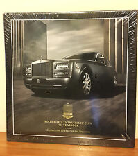 NEW & Sealed Rolls-Royce Enthusiasts' Club 2015 Yearbook: 90 Yrs Of The Phantom