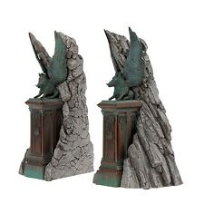 Wizarding World of Harry Potter Hogwarts Entrance Bookends