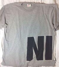 Vintage Nike Shirt White Tag Made In USA Size XL Wrap Around