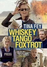 Whiskey Tango Foxtrot (DVD, 2016)  Tina Fey  Margot Robbie  Brand NEW