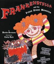 Frankenstella and the Video Shop Monster, Brennan, Herbie, Paperback, New