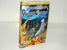 MIDNIGHT MYSTERIES: SALEM WITCH TRIALS  (PC GAME) NEW!  HIDDEN OBJECT!