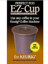 EZ Cup for Keurig** Coffee Machines by Perfect Pod