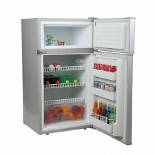 NEW evaKool 146 Litre Platinum Upright Caravan Fridge-Freezer - DC146