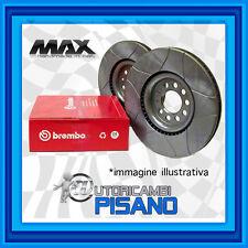 09.4765.75 DISCHI BREMBO MAX ANTERIORE VW POLO CoupÈ 1.3 G40 113 CV PY