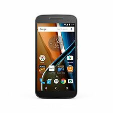 Moto G 4th Generation - Black - 32 GB - Unlocked - Prime Exclusive - with Offers