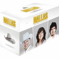 Dallas: Complete Classic TV Series Seasons 1-14 + 3 Movies Boxed DVD Set NEW!