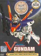 Mobile Suit Gundam V Victory (TV 1 - 51 End) DVD + FREE DVD