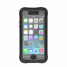 Ballistic EX1107-A07C Every1 Case for Apple iPhone SE/5S/5 - Black/Charcoal