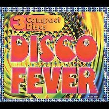 various : Disco Fever (3CDs) (2000)***NEW***