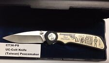CT36-PS UNITED CUTLERY - SAM COLT SIGNATURE SERIES-PEACEMAKER