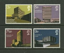 1971 BRITISH ARCHITECTURE  UNIVERSITIES STAMPS UNMOUNTED MINT