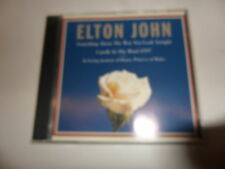 Cd   Elton John – Something About The Way You Look Tonight / Candle In The Wind