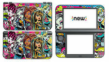 Monster High 314 Vinyl Decal Skin Sticker Game for Nintendo New 3DS XL 2015