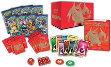 Cartas Pokemon XY-12 evoluciones Mega Charizard Elite Trainer Box