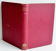 1953 EURIPIDES BACCHAE E R Dodds Greek text OUP HB VGC No DJ with commentary