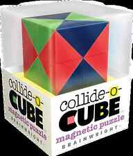 COLLIDE-O-CUBE MAGNETIC PUZZLE FUN EDUCATIONAL GAME BRAINWRIGHT GAMES