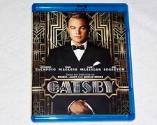 The Great Gatsby Blu-ray/DVD 2013 2-Disc Set Includes Digital Copy UltraViolet