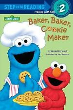 Step into Reading: Baker, Baker, Cookie Maker by Linda Hayward (1998, Paperback)