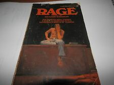 Rage 1st /1st Rare Stephen King writing as Richard Bachman Out Of Print
