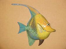 "9"" TROPICAL FISH Wall Decor Bath Beach Spa Nursery Ocean Aquatic Nautical"