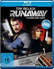 RUNAWAY [1984] (Blu-ray)~~~~~Tom Selleck~~~~~NEW & SEALED