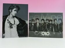 CD+DVD INFINITE Be Mine JAPAN First Limited TYPE-A Solid Ver. Sung Yeol SungYeol