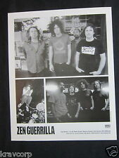 ZEN GUERRILLA—1999 PUBLICITY PHOTO