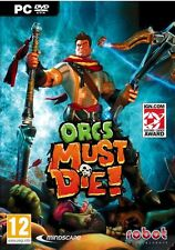 ORCS MUST DIE! GAME OF THE YEAR [STEAM] [PC] [REGION FREE]