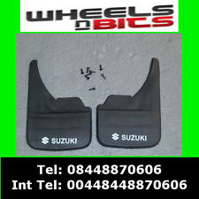 Suzuki Logo Universal Car Mudflaps Front Rear Grand Vitara Liana Mud Flap Guard