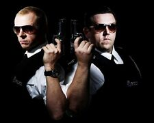 Hot Fuzz [Cast] (50154) 8x10 Photo