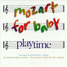 Mozart Baby: Playtime Various Audio CD